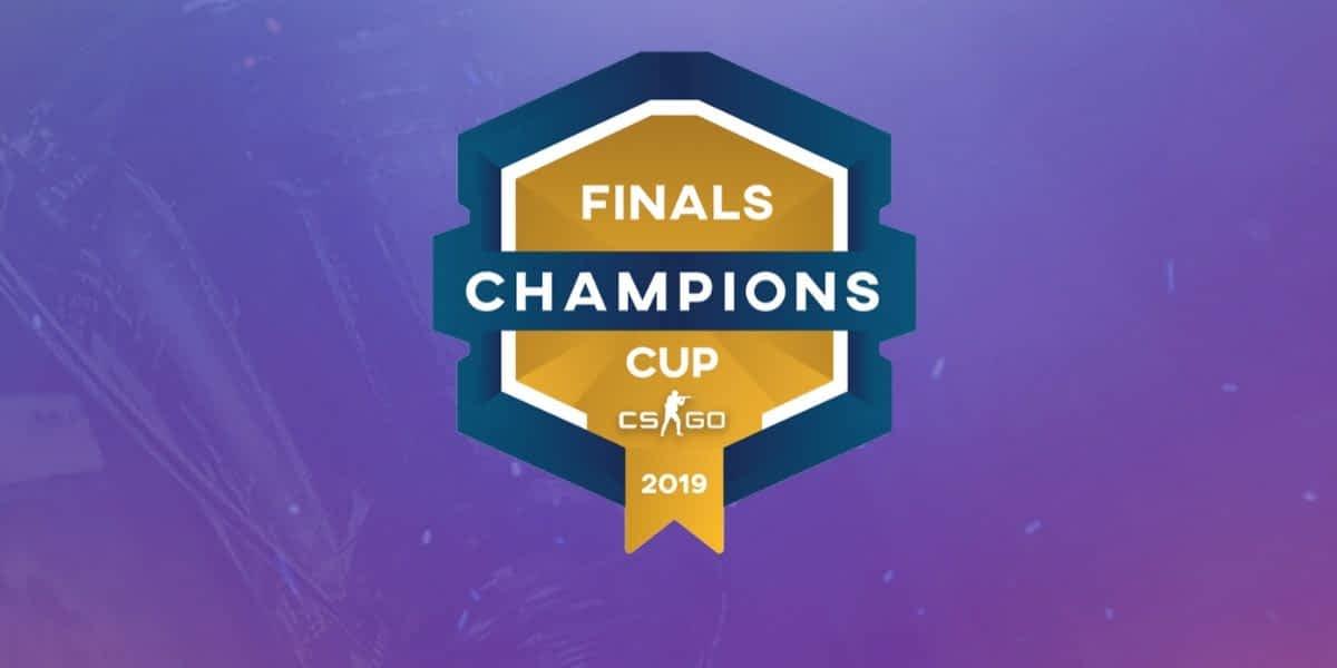Champions Cup Esports Malta