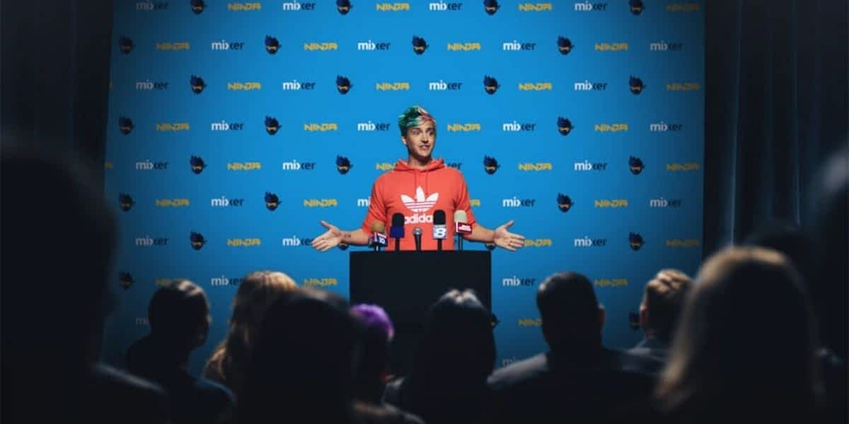 Moving To Mixer Was Not About Money Says Ninja
