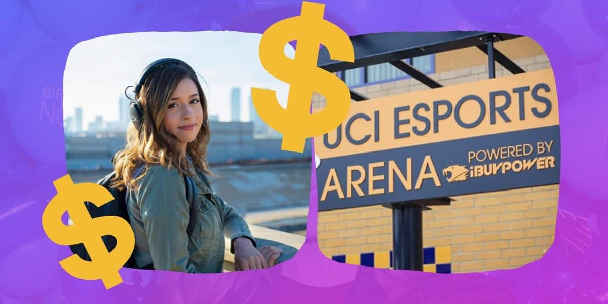 Pokimane Makes $50,000 Donation to Esports University