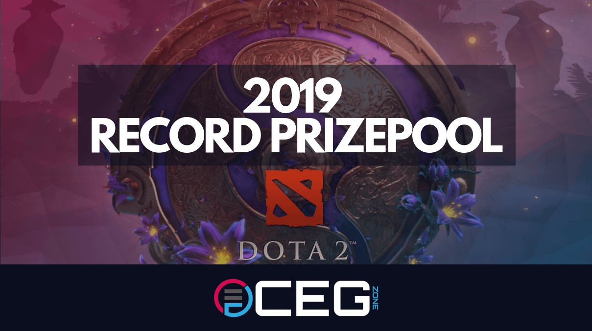 Dota2 Record Prizepool