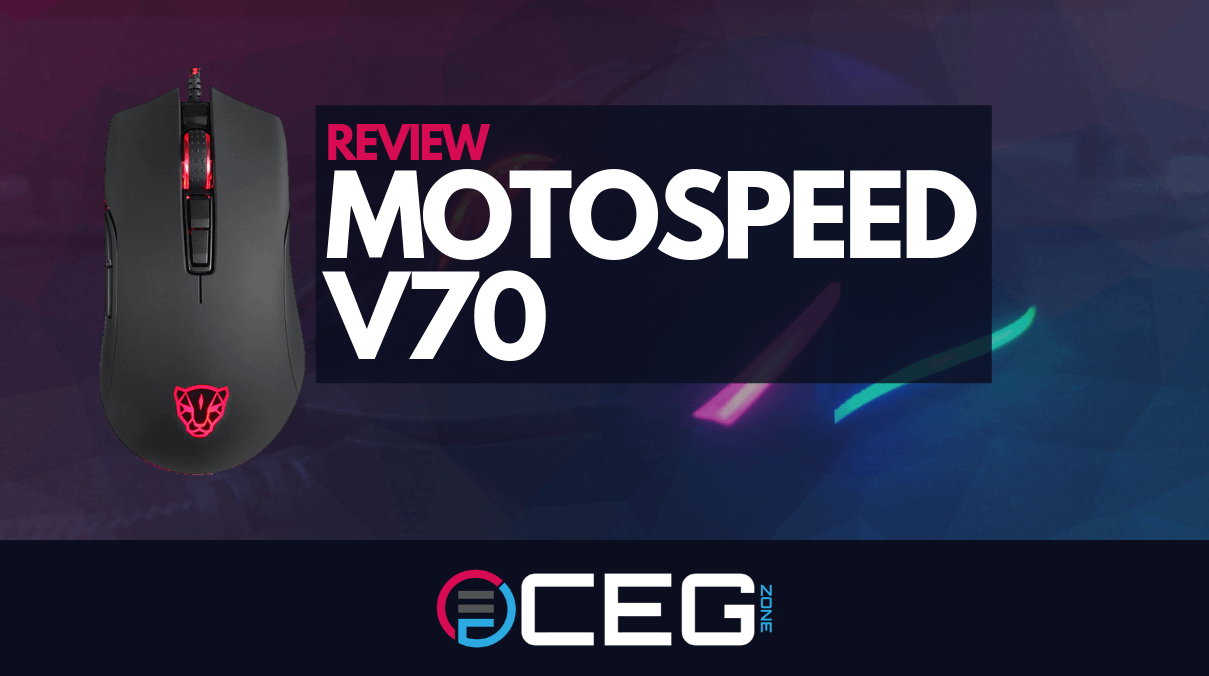 Motospeed v70 Gaming Mouse Review