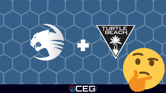Turtle Beach acquired Roccat