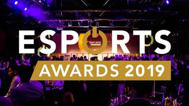 Esports Awards 2019 results