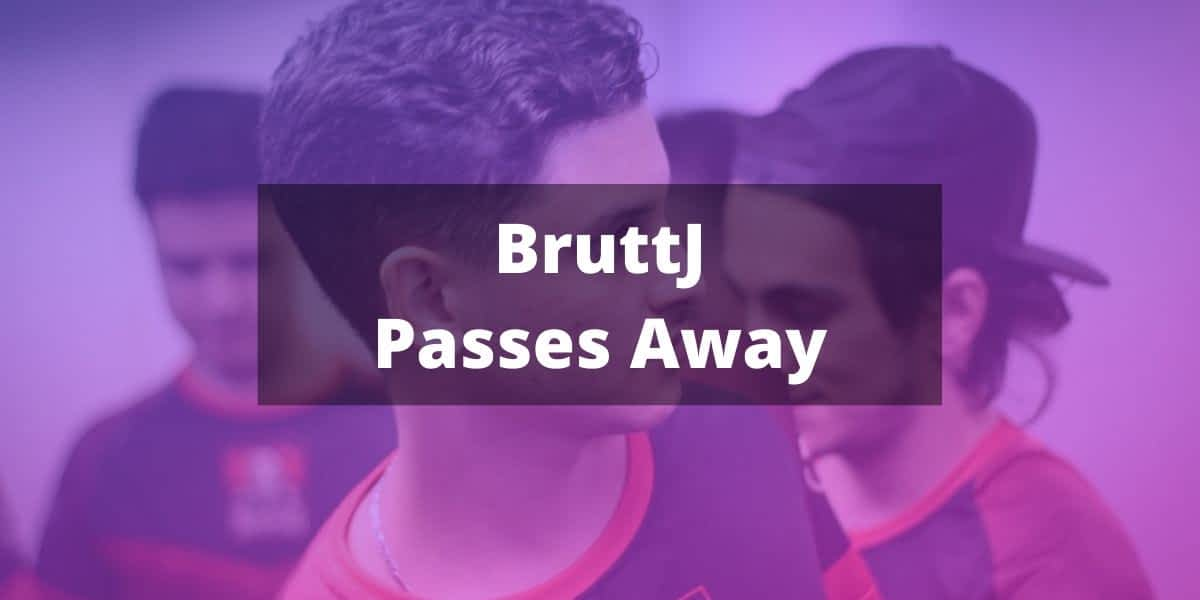 CSGO PRO BRUTTJ PASSES AWAY AT THE AGE OF 19