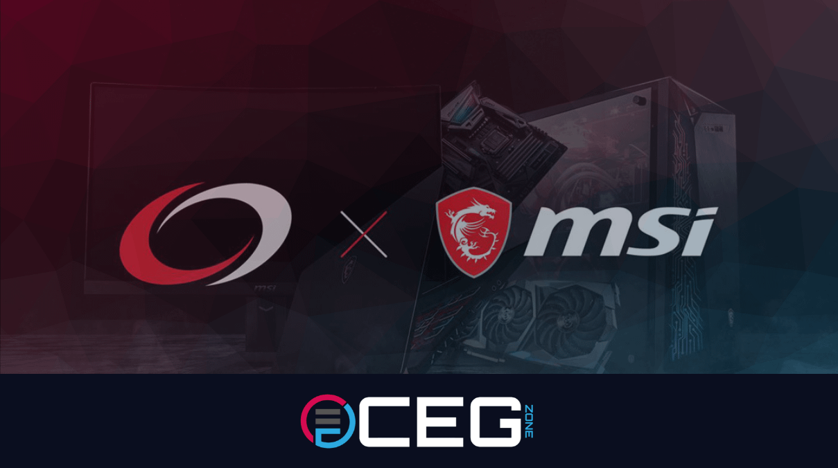 MSI Sponsors compLexity Gaming