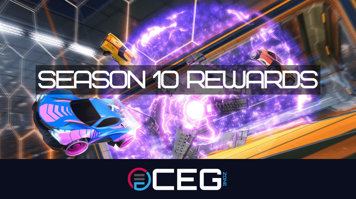 Season 10 Rewards