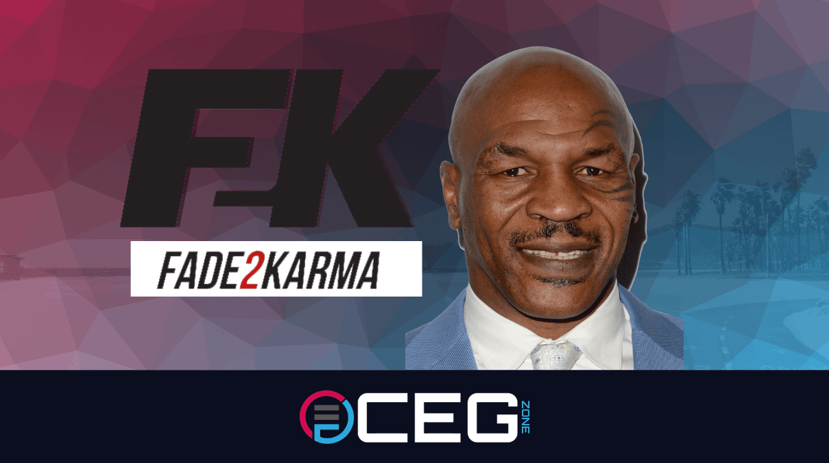 Mike Tyson invests in Fade 2 Karma
