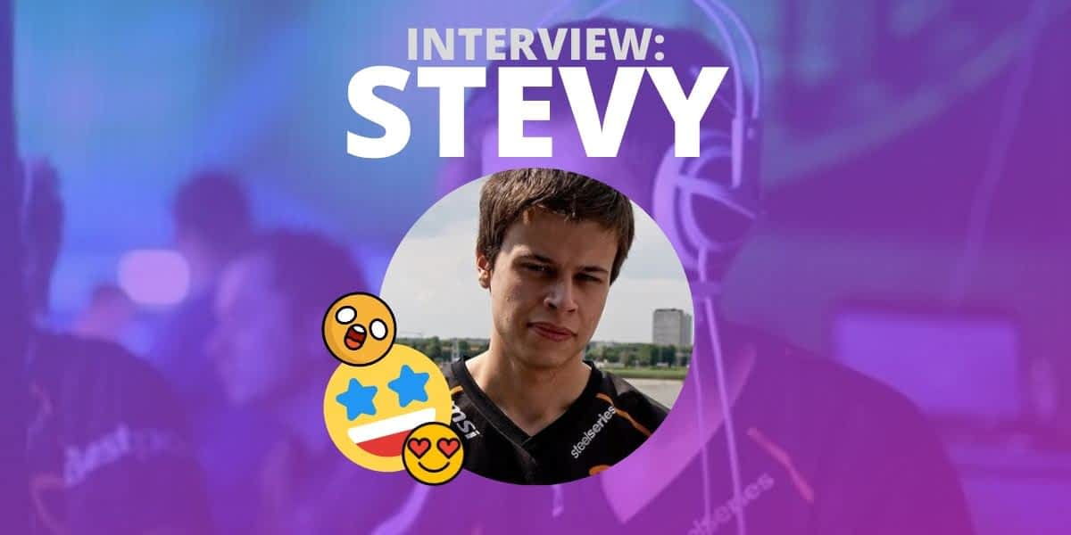 Stevy Interview