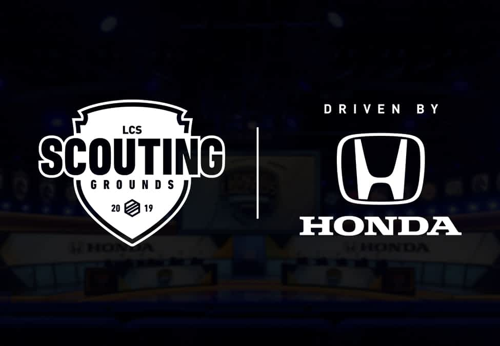 LCS Scouting Grounds Rebrands As Honda Scouting Grounds